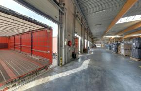 Warehouse assistent